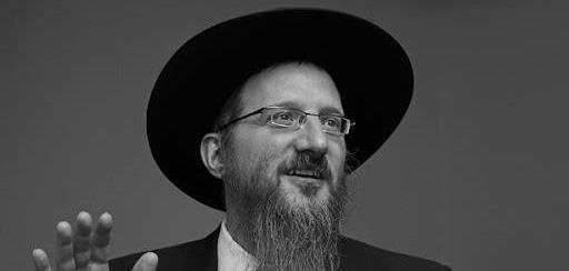 Rabbi Lazar asks on Jewish community of Ukraine to be peacemakers, not division factor
